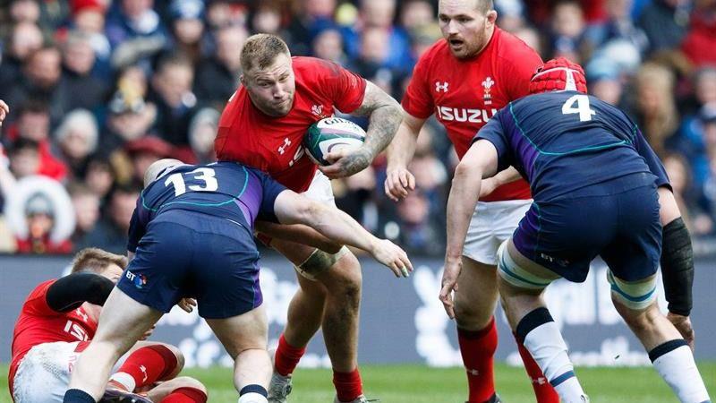 Seis Naciones. Gales roza el Grand Slam e Inglaterra reza a la suerte