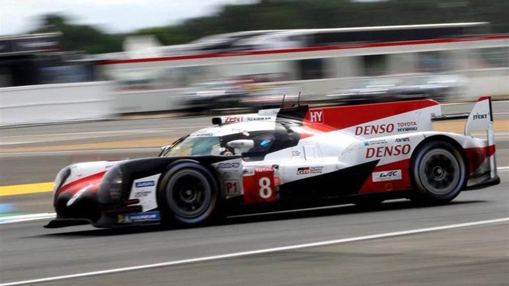 WEC. Alonso calienta motores con plusmarca en los test de las 1.000 millas de Sebring