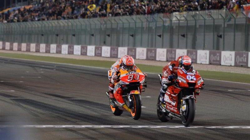 MotoGP. ¿Por qué se cuestiona la victoria de Ducati y Dovizioso en Catar?