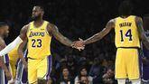 NBA. Los Lakers de LeBron ven peligrar sus playoffs con una lesión de riesgo vital