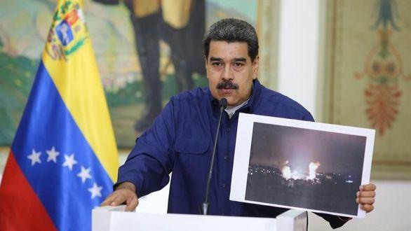 El régimen de Maduro detiene a un periodista al acusarle del apagón