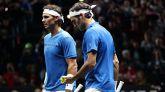 ATP. Nadal y Federer hablan en secreto ante la fractura desatada en el tenis