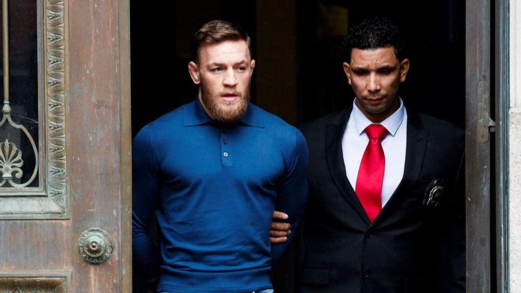 UFC. Brooklyn cierra el caso criminal contra Conor McGregor pero se le abre otro