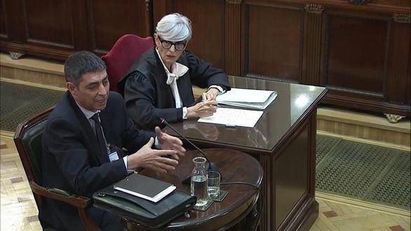 Trapero revela que tenía un plan secreto para detener a Puigdemont