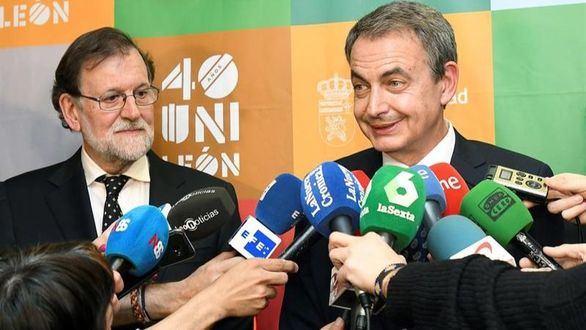 Zapatero cree que la unidad de España
