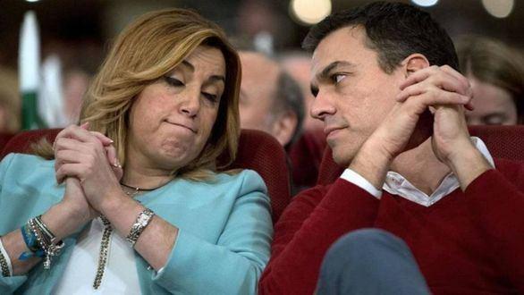 Díaz se limita a acatar que Sánchez imponga sus acólitos en Andalucía
