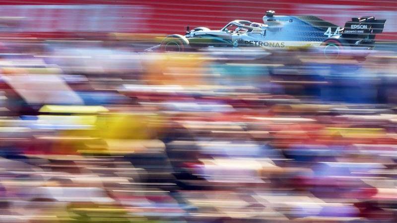 GP Australia. Hamilton y Mercedes sorprenden logrando la primera 'pole' de 2019