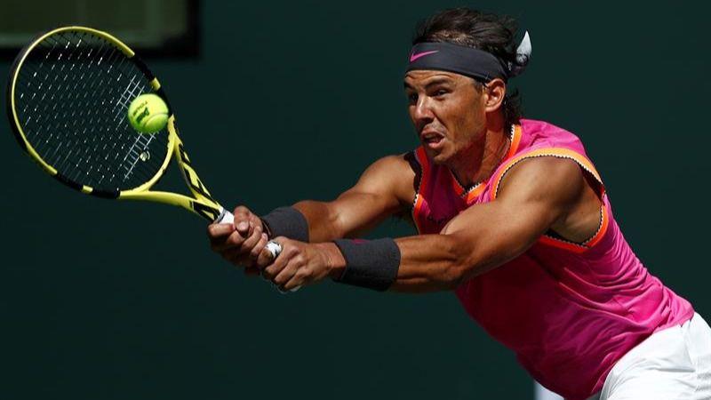 Indian Wells. Oficial: Nadal se retira por lesión antes de jugar contra Federer