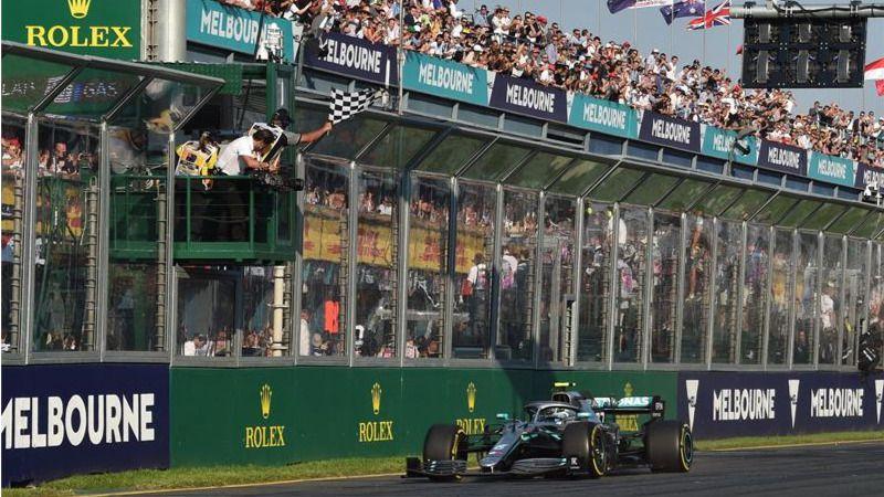 GP Australia. Bottas se impone tras una gran salida y Ferrari decepciona