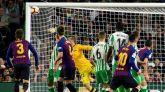 El Barcelona sentencia media Liga ante el Betis | 1-4