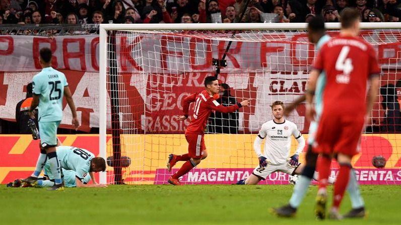 Ligas europeas. Liverpool y Bayern asoman en la primera derrota de la Juventus