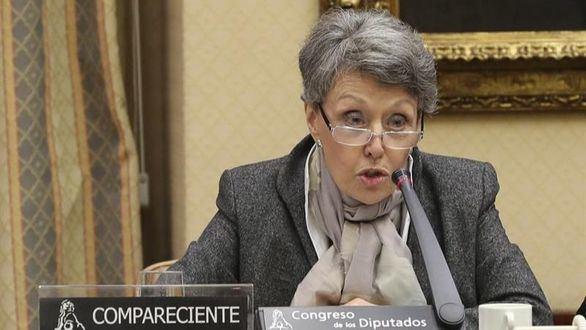 Los sueldos millonarios de Rosa María Mateo y la cúpula de RTVE