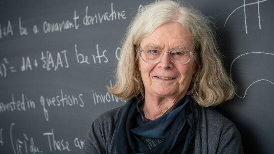 Karen Uhlenbeck, primera mujer ganadora del 'Nobel de Matemáticas'