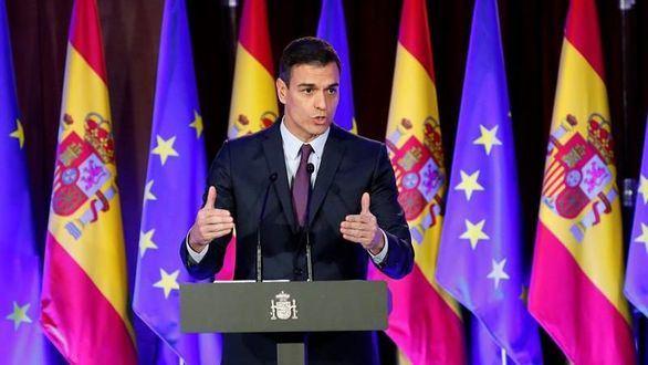 Sánchez advierte a May: