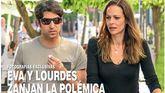 Eva González por fin conoce en persona al hijo de Lourdes Montes