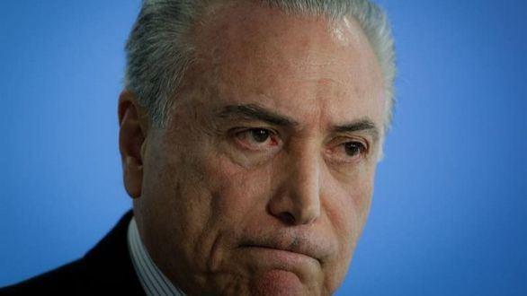 Detenido el expresidente de Brasil, Michel Temer, por corrupción