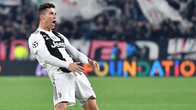 La UEFA multa con 20.000 euros a Cristiano por su gesto contra el Atlético