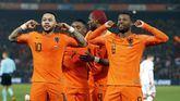 Eurocopa 2020. Países Bajos emerge y Bélgica y Croacia cumplen