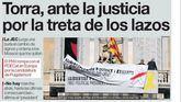 Reino Unido y Cataluña, dos caras de una misma moneda