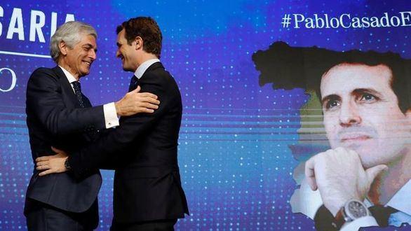 Casado elige a Adolfo Suárez como número 2 de la lista por Madrid