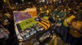 La Guardia Civil eleva a 390.000 euros el pago a observadores durante el 1-O