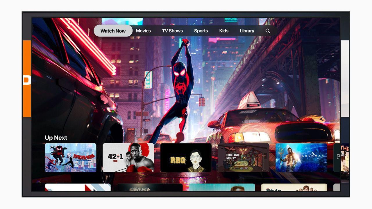 Apple presenta Apple TV+, su propia plataforma de contenidos en streaming