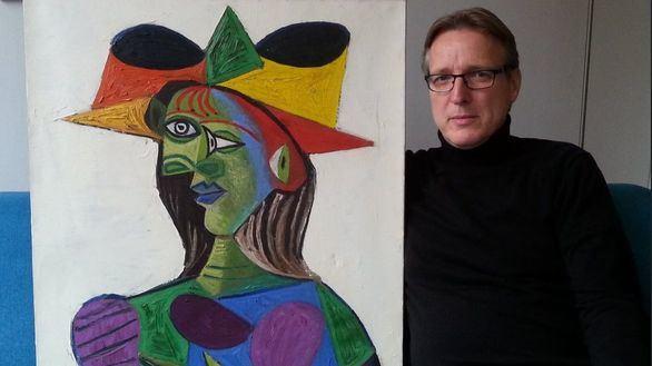 Un investigador privado recupera Busto de mujer, de Picasso, robado hace 20 años