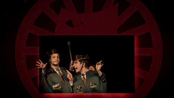 El 'Año Lorca' protagoniza la Noche de los Teatros en Madrid