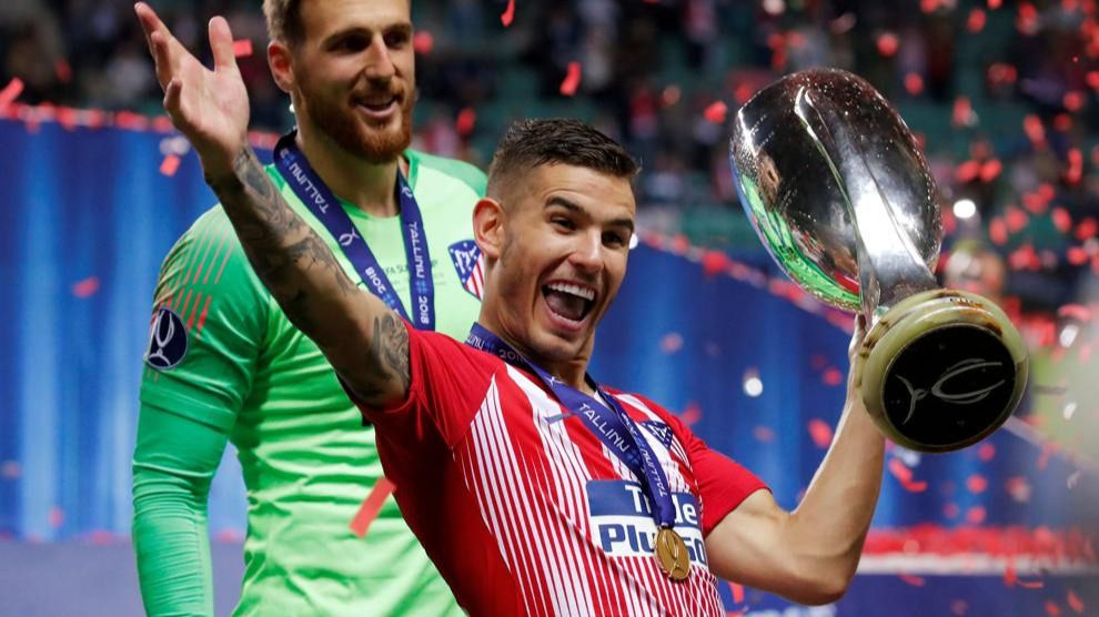 El Bayern de Múnich ficha a Lucas Hernández por 80 millones de euros