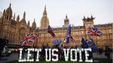 Ninguna de las ocho vías alternativas al brexit logra mayoría