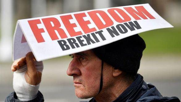 El Parlamento británico vota hoy el acuerdo del brexit