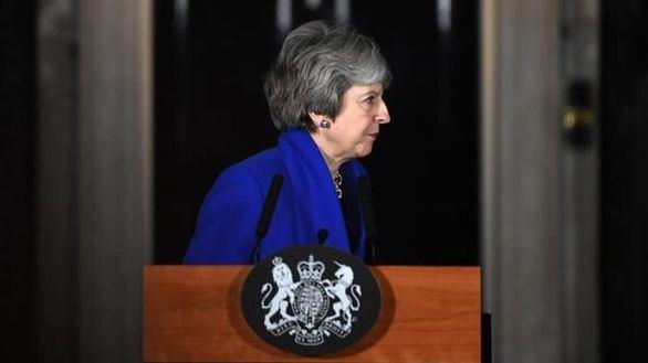 May pierde en el Parlamento hasta la votación del calendario del brexit