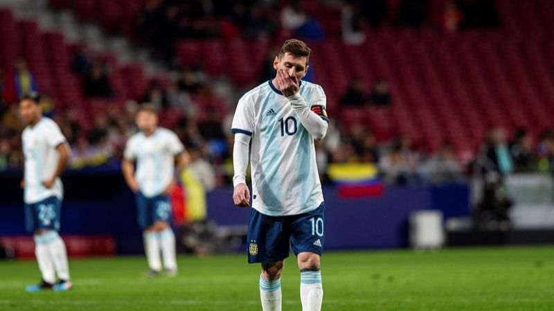 Lionel Messi estalla: