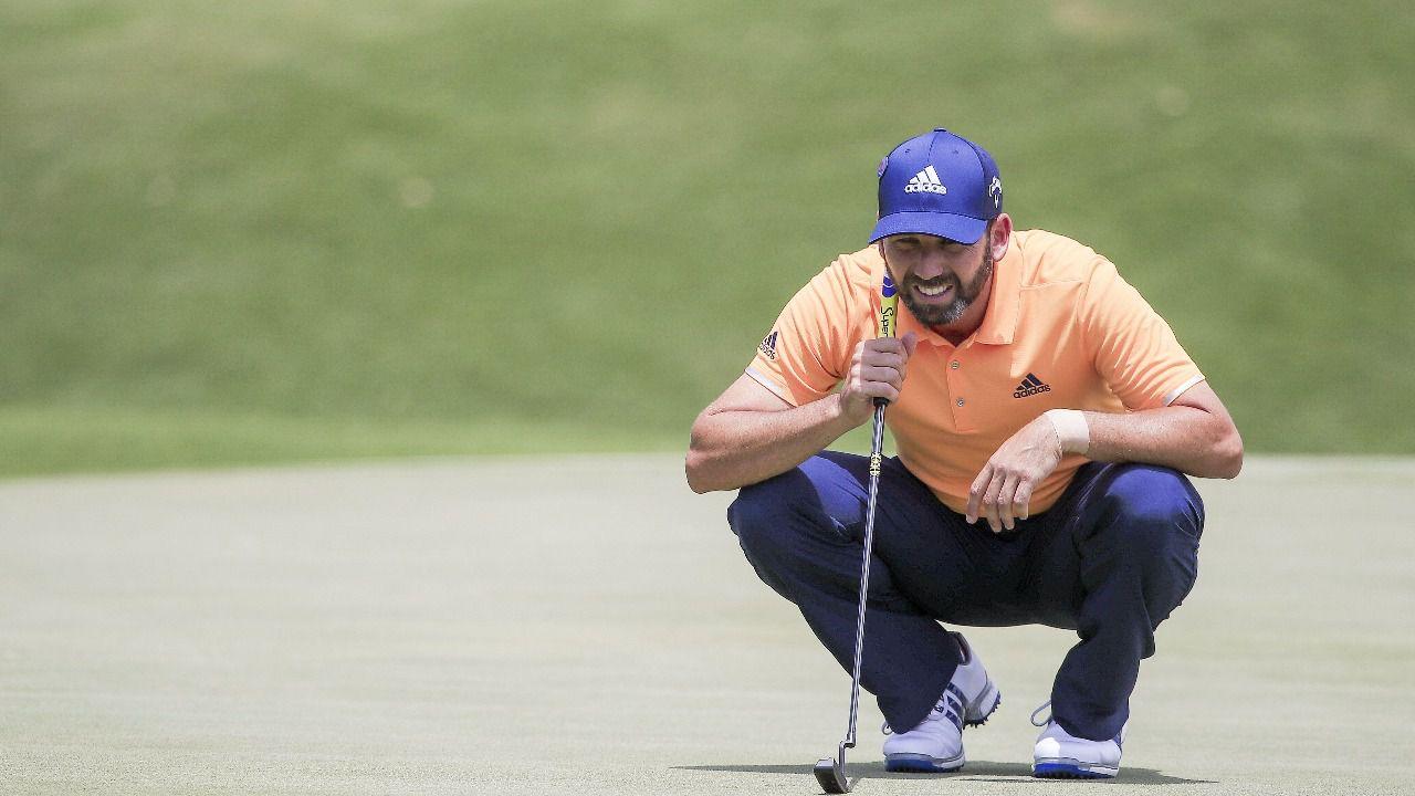 Match Play. Sergio García y 'Tiger' Woods caen en cuartos de final