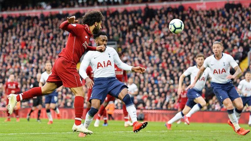 Ligas europeas. El Liverpool aguanta al City y el Dortmund redobla su órdago