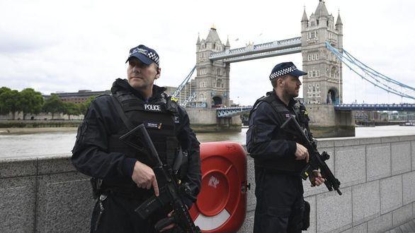 Pánico en Londres: cuatro apuñalamientos por la espalda en pocas horas