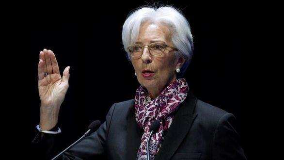 La directora ejecutiva del Fondo Monetario Internacional (FMI), Christine Lagarde.