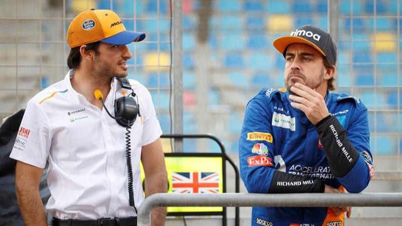 Fórmula Uno. Alonso: