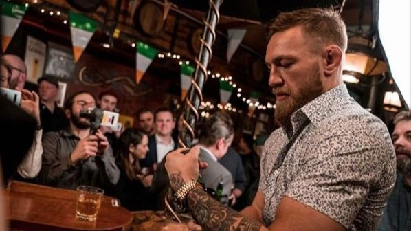 UFC. ¿Retiró el alcohol a Conor McGregor del octágono?