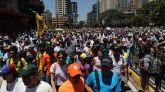 Oleada de protestas de la oposición venezolana contra Maduro
