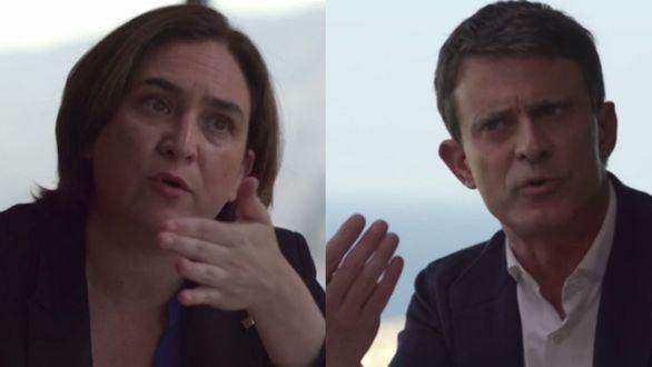 GH Dúo y la película Interstellar ganan el cara a cara a Valls-Colau en Salvados