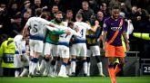 El Tottenham golpea primero en el ajedrez ante el City de Guardiola | 1-0