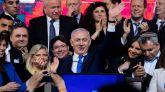 Netanyahu podrá volver a gobernar pese al empate técnico con el centrista Gantz