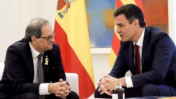 Sánchez no descarta un indulto para los procesados por el referéndum del 1-O