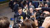 Sánchez acepta participar en un debate a cinco y rehúye el cara a cara con Casado