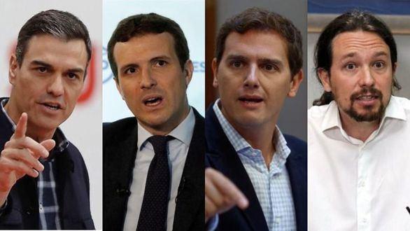 El 30 por ciento de indecisos marca el inicio de la campaña electoral