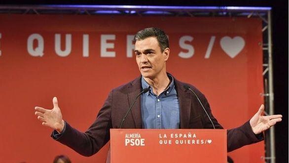 El PSOE de Pedro Sánchez necesita a Vox para su campaña
