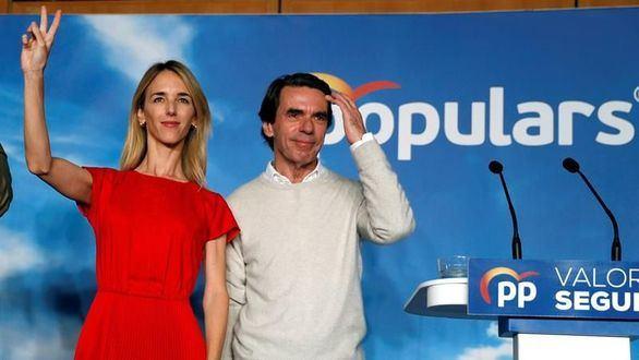 Aznar ve a Sánchez como el