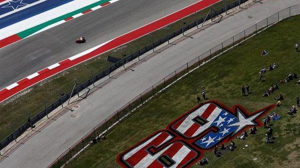 GP Américas. Alex Rins se luce y estrena su palmarés en MotoGP