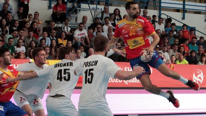 EFH Euro Cup. España sufre pero gana a Austria | 35-31